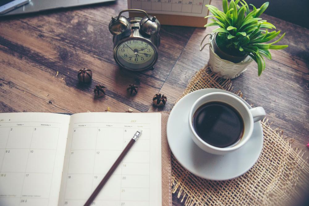 Skaffa dig en ny kalender för din planering